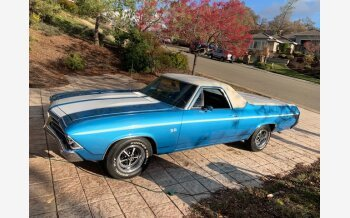 1969 Chevrolet El Camino SS for sale 101254240