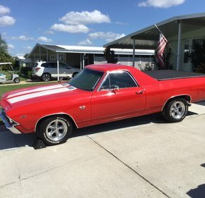 1969 Chevrolet El Camino SS for sale 101396547