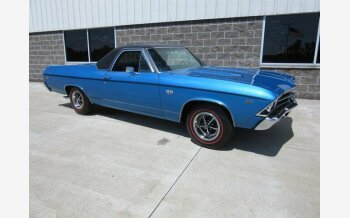 1969 Chevrolet El Camino for sale 101194730