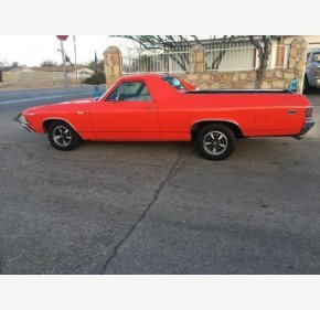 1969 Chevrolet El Camino for sale 101264430