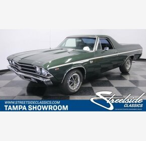 1969 Chevrolet El Camino SS for sale 101305933
