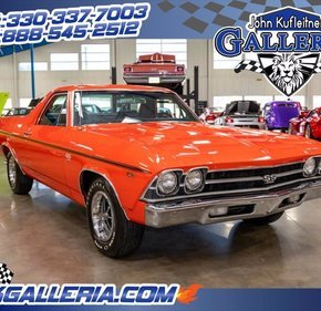 1969 Chevrolet El Camino for sale 101411318