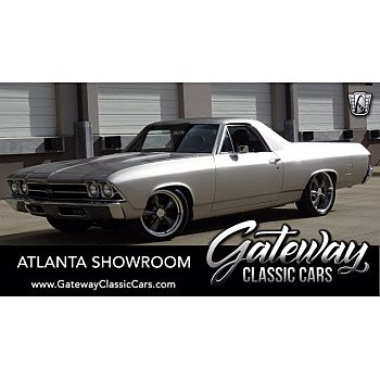 1969 Chevrolet El Camino for sale 101418078