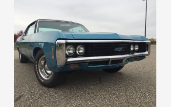 1969 Chevrolet Impala Coupe for sale 101199352
