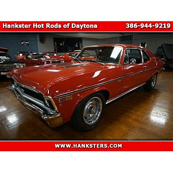 1969 Chevrolet Nova for sale 100998553