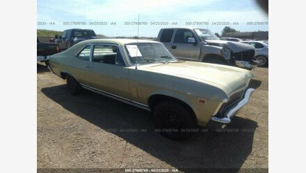 1969 Chevrolet Nova for sale 101320423