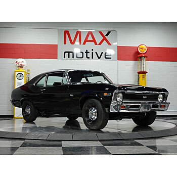 1969 Chevrolet Nova for sale 101382862