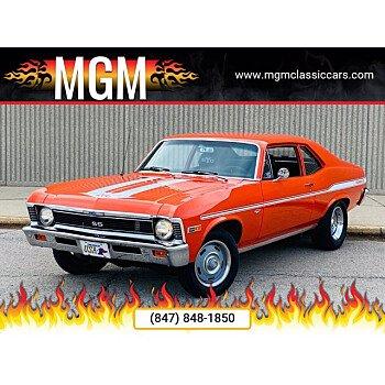 1969 Chevrolet Nova for sale 101394234