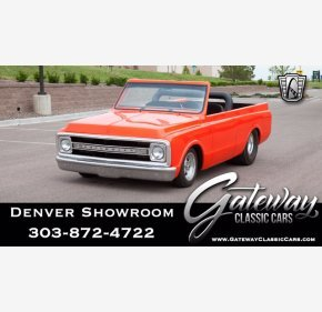 1969 Chevrolet Other Chevrolet Models for sale 101422973
