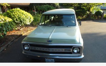 1969 Chevrolet Suburban 2WD for sale 101359914
