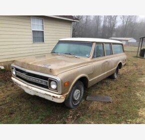 1969 Chevrolet Suburban Classics For Sale Classics On