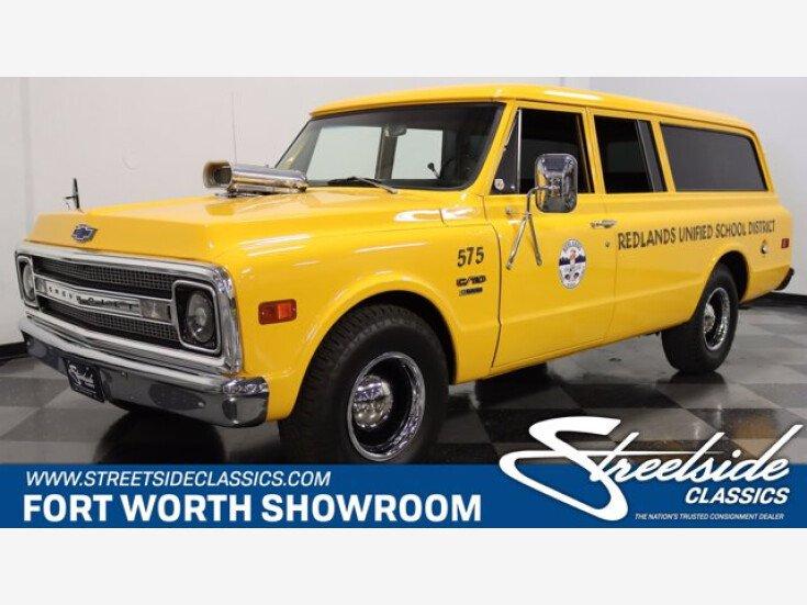 1969 Chevrolet Suburban for sale 101496707