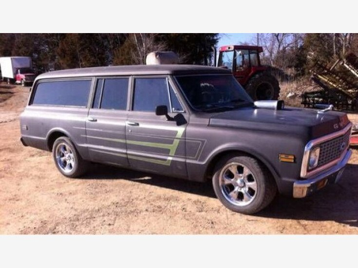 1969 Chevrolet Suburban for sale 101546644