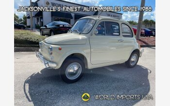 1969 FIAT 500 for sale 101601779