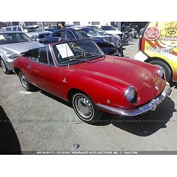 1969 FIAT Spider for sale 101015674