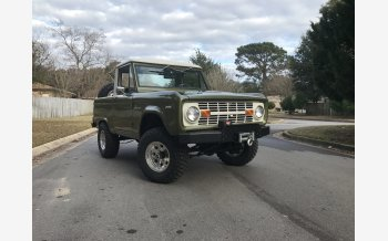 1969 Ford Bronco for sale 101074915