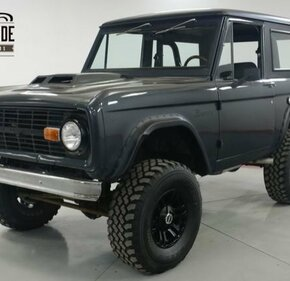 1969 Ford Bronco for sale 101110211