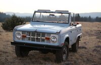 1969 Ford Bronco XLT for sale 101335468