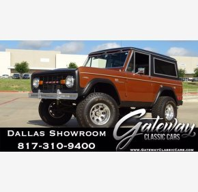1969 Ford Bronco Sport for sale 101339642