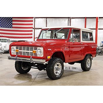 1969 Ford Bronco for sale 101423782