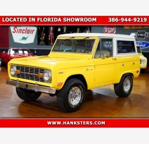 1969 Ford Bronco for sale 101465591