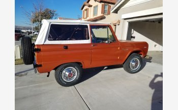 1969 Ford Bronco for sale 101475549