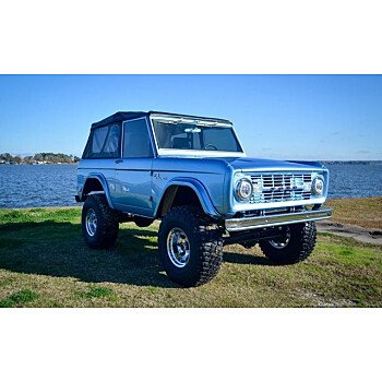 1969 Ford Bronco for sale 101556979
