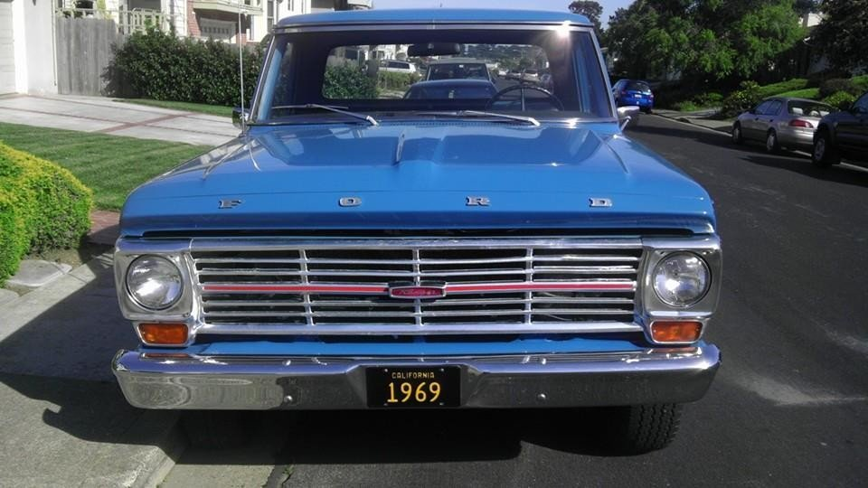 1969 ford f100 classics for sale classics on autotrader1969 ford f100 2wd regular cab for sale 100784466