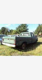 1969 Ford F100 for sale 100825433