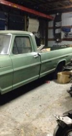 1969 Ford F100 for sale 100961595