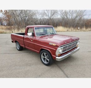 1969 Ford F100 for sale 101086899