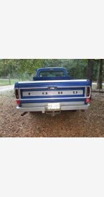 1969 Ford F100 for sale 101092178