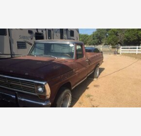 1969 Ford F100 for sale 101191084