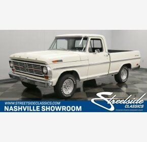1969 Ford F100 Classics for Sale - Classics on Autotrader