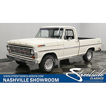 1969 Ford F100 for sale 101191170