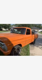 1969 Ford F100 2WD Regular Cab for sale 101224903