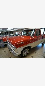1969 Ford F100 for sale 101257169