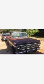 1969 Ford F100 for sale 101265019