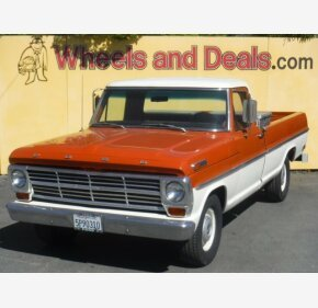 1969 Ford F100 for sale 101294308