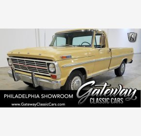 1969 Ford F100 for sale 101323742