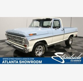 1969 Ford F100 for sale 101330290