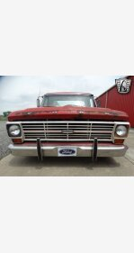 1969 Ford F100 for sale 101344024