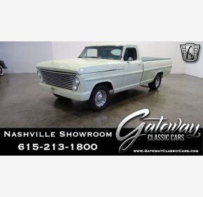 1969 Ford F100 for sale 101428896