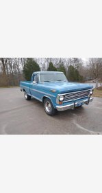 1969 Ford F100 for sale 101437392