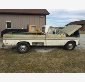 1969 Ford F250 for sale 100876480