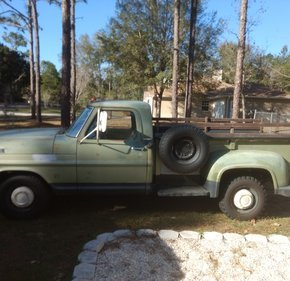 1969 Ford F250 2WD Regular Cab Super Duty for sale 101067358