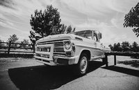 1969 Ford F250 2WD Regular Cab for sale 101250211