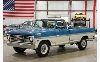 1969 Ford F250 Camper Special for sale 101559432