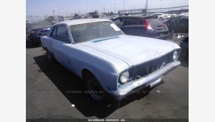 1969 Ford Falcon Classics for Sale - Classics on Autotrader