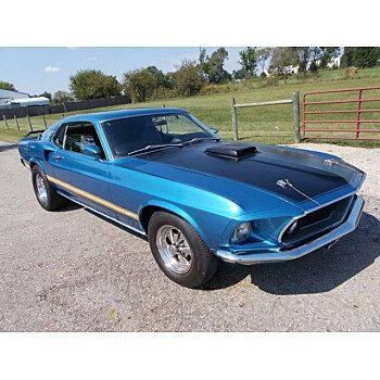 1969 Ford Mustang Fastback for sale 101032986